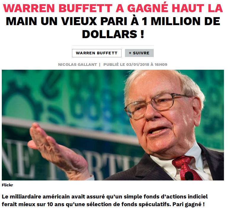 Warren Buffett Pari